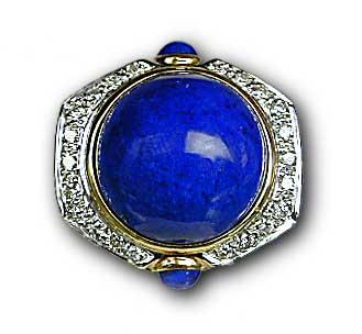 Lapis Lazuli Ring photo image