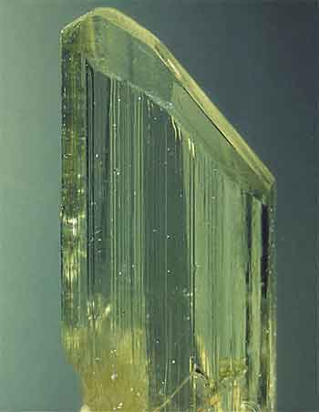 Peridot Crystal photo image