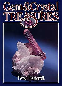 Gem and Crystal Treasures, Peter Bancroft cover image