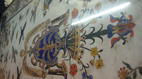 Inlaid Table photo image