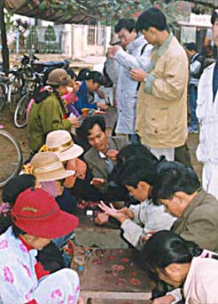 Vietnam Ruby Market photo image