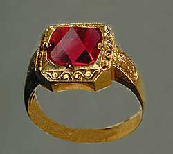 Spinel Ring photo image