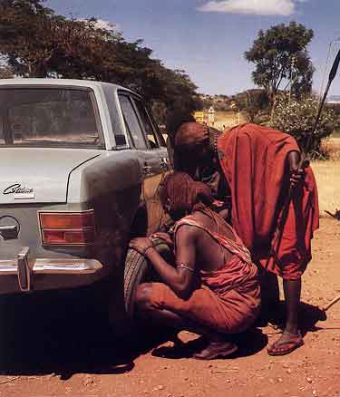 Masai Warriors photo image