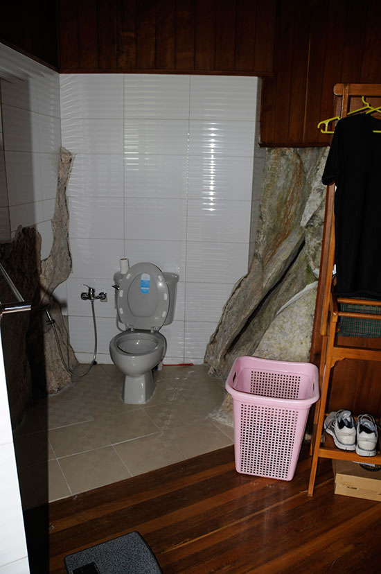 Toilet photo image