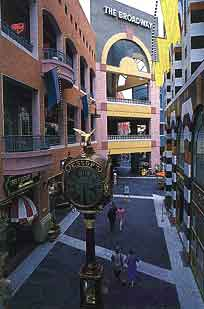 Horton Plaza photo image