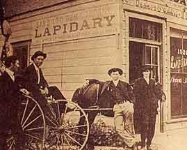Lapidary photo image
