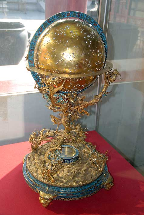 Astronomical Globe photo image
