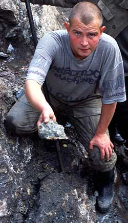 Demantoid Mining photo image
