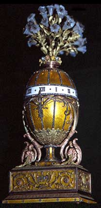 Faberge Clock photo image