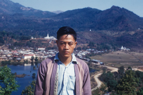 Man and Mogok photo image