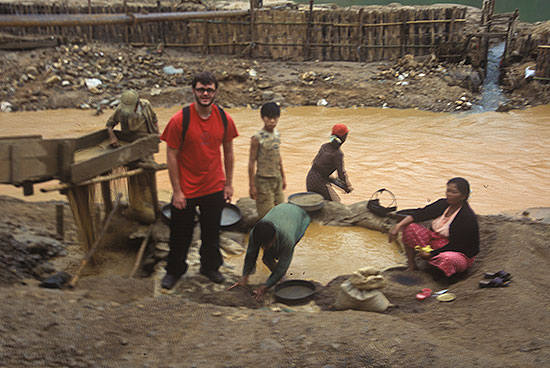 Mogok Washing photo image