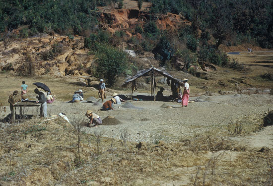 Mogok Mining photo image