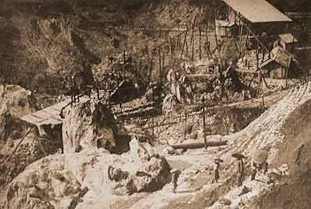 Burma ruby mining, Mogok, Burmese rubies, Mogok Stone Tract