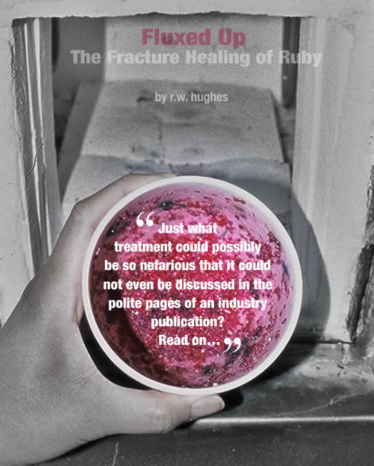 Fluxed Up: The Fracture Healing of Ruby title image