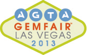 AGTA GemFair Las Vegas graphic image