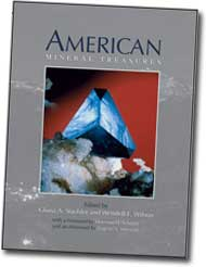 American Mineral Treasures book cover image