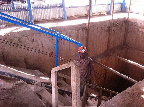 Miner photo image