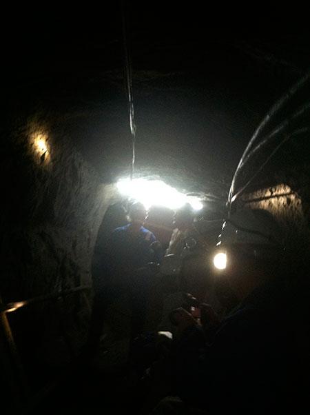 Tourmaline crystal photo image