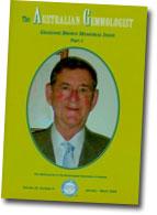 The Australian Gemmologist cover image