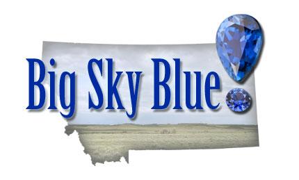 Big Sky Blue! title image