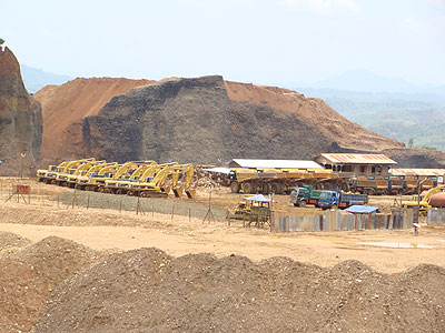 Mining Trucks photo image