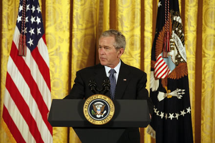 George W. Bush photo image
