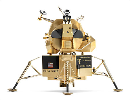 Lunar Excursion Module photo image