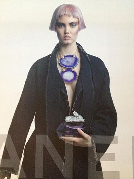 Chanel ad image