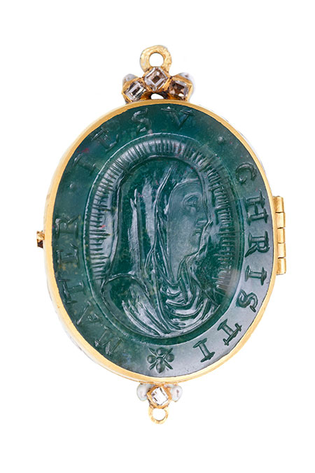 Reliquary Locket photo image