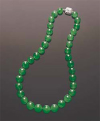 Jade Necklace photo image