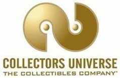 Collectors Universe logo image
