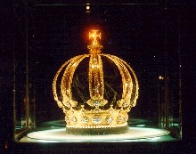 Imperial Crown of Dom Pedro II of Brazil