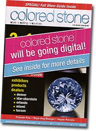 Colored Stone cover image