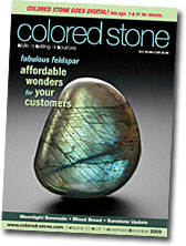 Colored Stone cover image