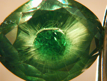 Demantoid photo image
