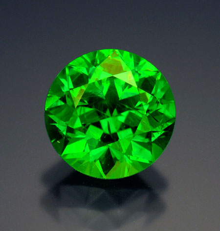 Demantoid Garnet photo image