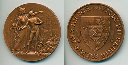 Medal photo images