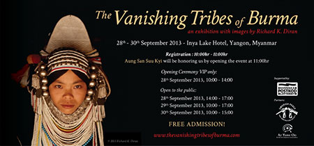 The Vanishing Tribes of Burma poster image