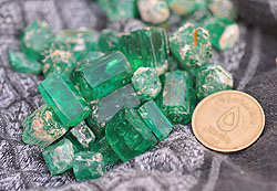 Emerald Crystals photo image