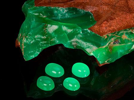 Prase Opal photo image