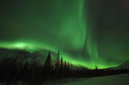 Aurora Borealis photo image