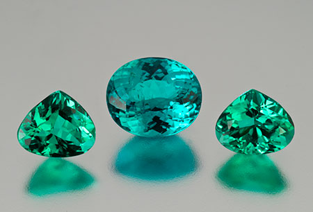 Paraiba Tourmalines photo image