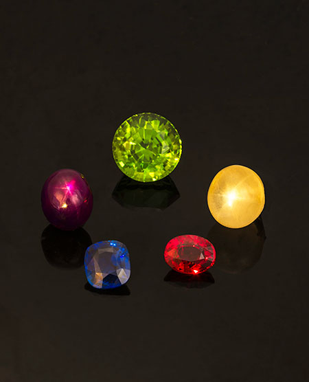 Gemstones photo image