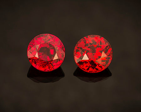 Ruby and Spinel, Spinel and Ruby photo image