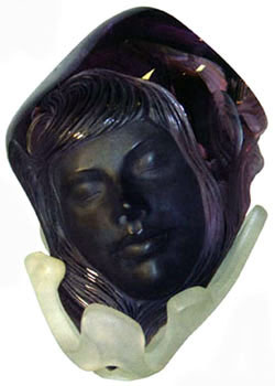 Carved Amethyst photo image