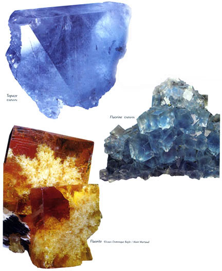 Mineral Specimens photo image