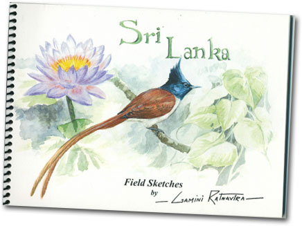 Sri Lanka Field Sketches cover image