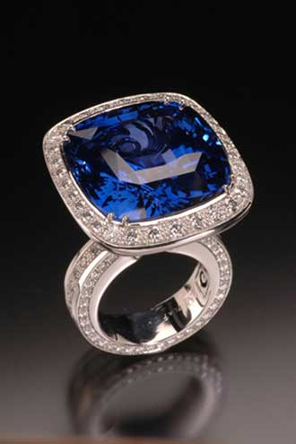 Sapphire Ring photo image