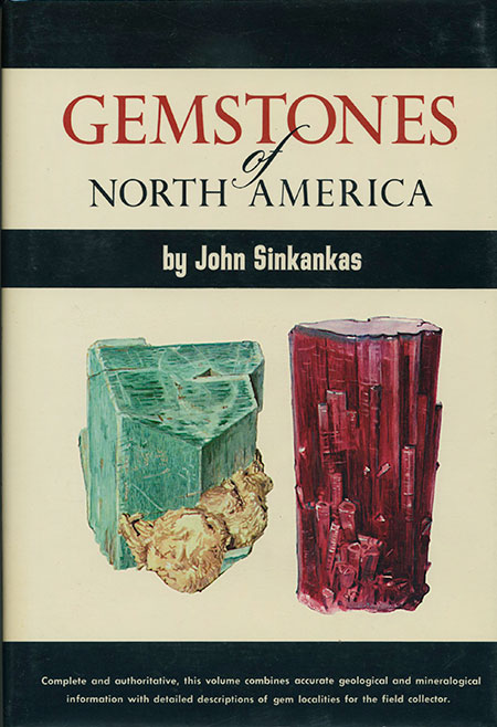 Gemstones of North America cover image