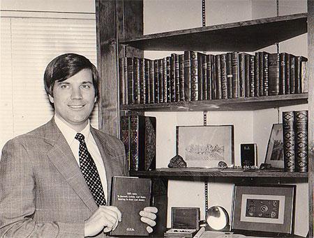 Joseph Gill with Index photo image